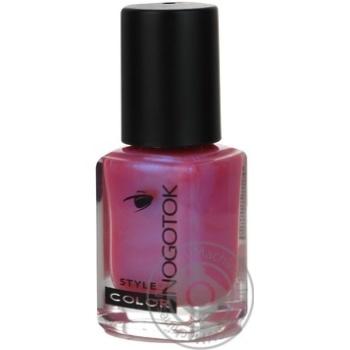 Лак для нігтів Nogotok Style Color №098 12мл - купить, цены на Novus - фото 5