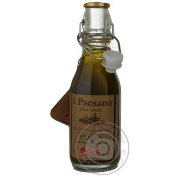 Масло Дива Олива Иль Паезано оливковое экстра вирджин нефильтрованное 250мл