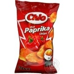 Potato chips Chio Chips with red paprika taste 150g Hungary
