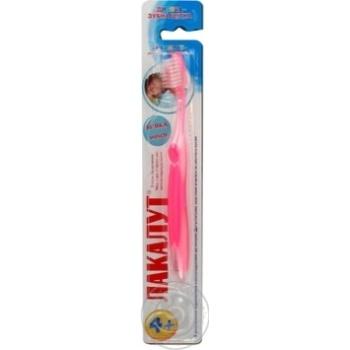 Зубная щетка Lacalut детская 4+ - купить, цены на Novus - фото 4