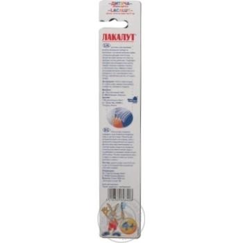 Зубная щетка Lacalut детская 4+ - купить, цены на Novus - фото 6