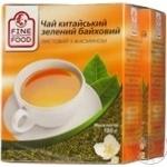 Tea Fine food with jasmin green 200g