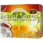 Чай Маброк черное пакетированный 100шт 200г