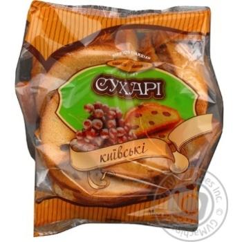 Сухари Киевхлеб Киевские 300г Украина
