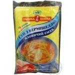 Суп Велика Ложка с вермишелью говяжий вкус 18г