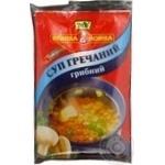 Soup Velyka lozhka buckwheat 20g packaged