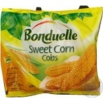 Кукуруза Banduelle в початках замороженная 1кг Испания