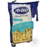 Картофель фри Aviko 10мм замороженная 2.5кг