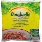 Овощная смесь Banduelle Китайская замороженная 1кг Франция