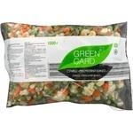 Суміш овочева GRЕEN CARD Овочевий букет швидкозаморожена 1кг Україна