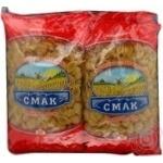 Pasta shells Smak 1600g sachet Russia