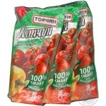 Кетчуп Торчин с паприкой 300г х 3шт Украина