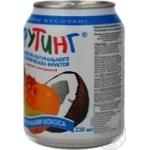 Напиток Фрутинг с соком тропических фруктов 238мл - купить, цены на Novus - фото 3