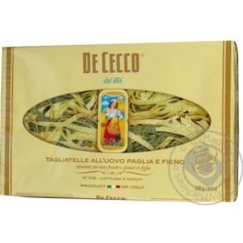Pasta tagliatelle De cecco 250g Italy
