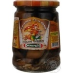 Mushrooms Ekoproduct pickled 540g glass jar Russia