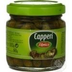 D'amico in wine vinegar pickled capers 100g