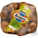 Mushrooms cup mushrooms Ukrainski pecherytsi fresh 850g Ukraine