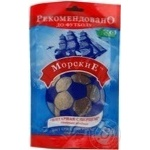 Snack Morskie Succinic pepper dried 20g Ukraine