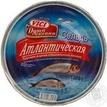 Fish Vici special salting 1300g Russia