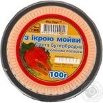 Pasta Fish house 100g Ukraine