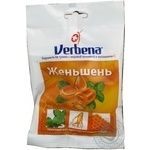 Lollipop Verbena with herbs 60g packaged Slovakia