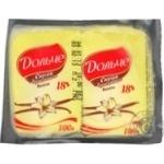 Творожная масса Дольче ваниль 18% 200г Украина