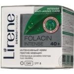 Крем денний проти зморшок Lirene інтенсивний SPF 5 50мл