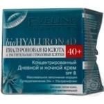 Крем для обличчя Eveline день/ніч Bio Hyaluron 4DSPF8 40+ 50мл