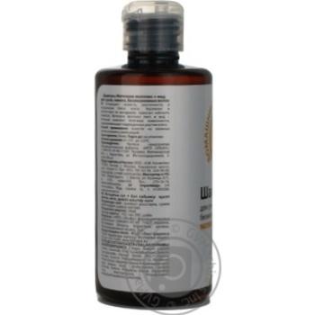 Шампунь Домашній доктор для сухого волосся Маточне молочко,мед 300мл - купить, цены на Novus - фото 6