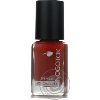 Лак для нігтів Nogotok Style Color №115 12мл - купить, цены на Novus - фото 1