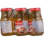 Напиток детский Фрутек из яблок с чаем из ромашки и аниса 125мл х 3 шт Словения