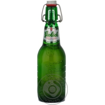 Пиво світле Grolsch Premium Lager 5% 0,5л скл/пл