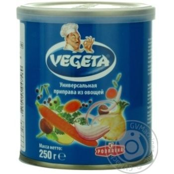 Spices Vegeta vegetable 250g