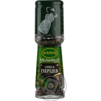 Kamis Pepper Pea Mix Spices - buy, prices for Auchan - image 4
