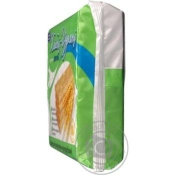 Crispbread Hlebtsy-udal'tsy wheat-oats-corn for diabetics 100g packaged - buy, prices for Furshet - image 7