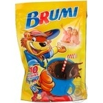 Brumi with vitamins and calcium cocoa beverage 300g