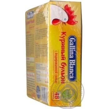 Бульон куриный Gallina Blanca 10г - купить, цены на Восторг - фото 2