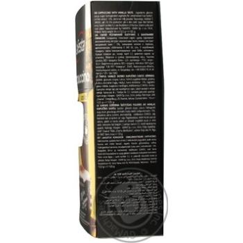 Напій капучіно La Festa з ванільним смаком розчинний в стіках 10*12,5г - купити, ціни на Восторг - фото 4
