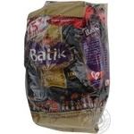 Tea Batik black loose 100g vacuum packing Ukraine