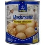 Mushrooms cup mushrooms Horeca select canned 3100ml can Holland