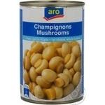 Mushrooms cup mushrooms Aro sterilized 425ml can Holland