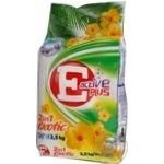 Порошок пральний Е 2в1 Exotic 2,5кг