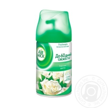 AirWick Freshmatic paradise flowers for air spare block 250ml - buy, prices for MegaMarket - image 1