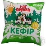 Кефир Мои коровки 1% 400г