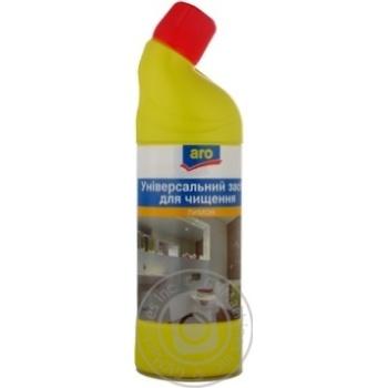 Средство Аро Лимон чистящее универсальное 750мл Польша
