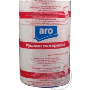Aro Pink Paper Towel - buy, prices for Metro - image 1
