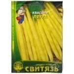 Семя фасоль спаржевая Свитязь Украина