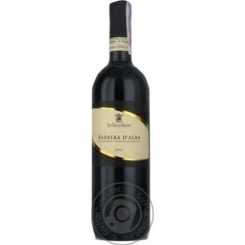 Вино Alte Rocche Bianche Gavi красное сухое 13% 0,75л