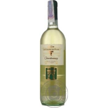 Вино Colline dei Filari Chardonnay белое сухое 0,75л