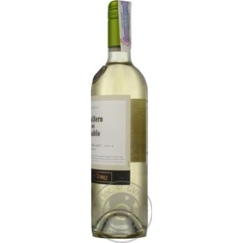 Вино Casillero del Diablo Совиньон Блан белое сухое 13% 0,75л - купить, цены на Novus - фото 7